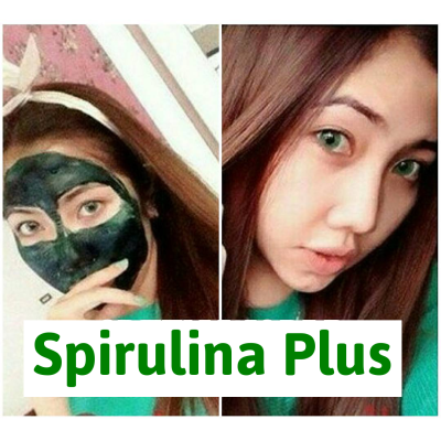 Testimoni Spirulina Plus