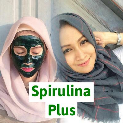 Ciri-ciri Masker Spirulina Asli dan Palsu